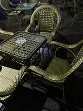 全新桌椅多套,卖260.原来买成400.桌椅买多了,现在便宜处理,也可以单卖椅子50一张,桌子60,...