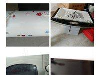 低价出售自家用九成新电视机,热水器,油烟机,微波炉!
