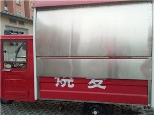 小吃车,10000买的,用了两个月因创城不能摆了低价处理