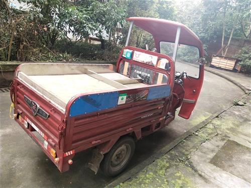 油电混合三轮车,5月份才买的,需要的来电。