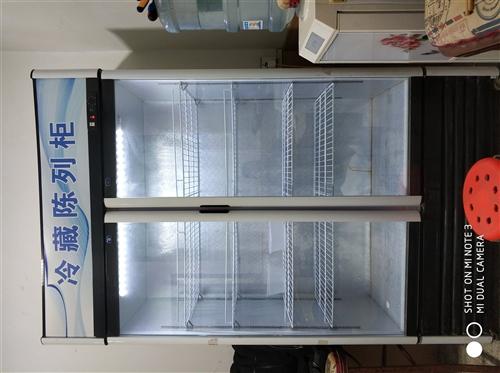 冷藏陈列柜,9成新冷藏效果好,没有任何问题,