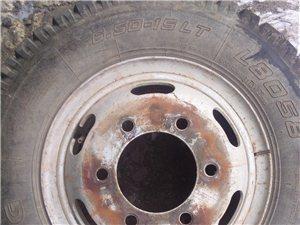本人有6.50-15朝阳轮胎4条出售,花型较好没有伤疤需要的联系我13893727579北门二队钢厂...