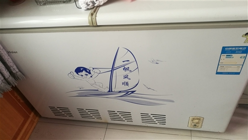海尔冷冻冷藏冰柜139    130毫升,另有碾辣子机粉调料机各一台