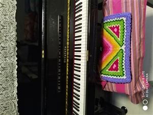 现有家用二手韩国进口钢琴一架,因要买新钢琴,现便宜处理