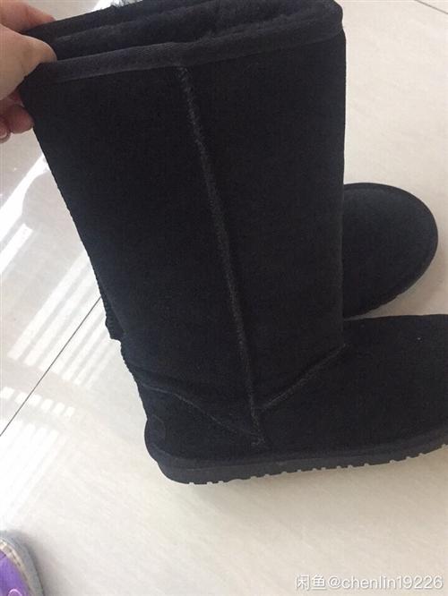 鞋子只有几双,是妈妈在UGG工厂上班。鞋子是妈妈的工作福利穿不完卖几双。电话咨询1502905402...