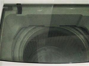 7.5公斤全自动洗衣机,本人要搬家急售,有意者请来电咨询