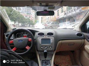 福特福克斯  自动挡带天窗   车子精品买去不用再花一分钱   现在只要29998直接开回家  试驾...