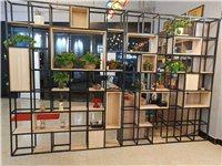 出售工业风铁架子,适合各种店装饰,便卖了800一个。