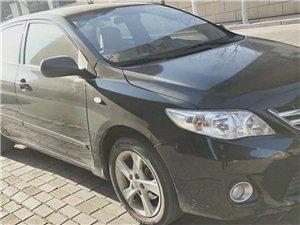 2011年最新款卡罗拉出售,1.8T 自动挡价格面议