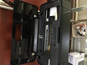 京瓷2010 A3复印机,京瓷5021彩色激光打印机,爱普生1800喷墨打印机,高配制图电脑一台,全...
