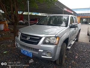 2013年,东风五十铃四驱处理了38600元,才审车交保险