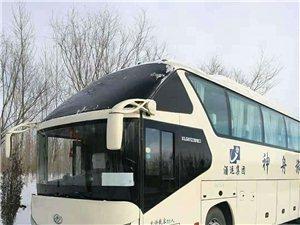 55座金龙旅游大巴出售  车况良好  运营中  价格面议