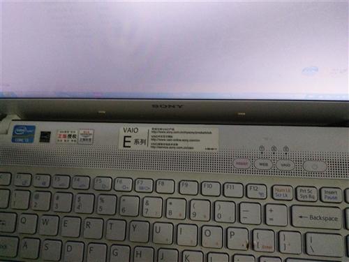 筆記本電腦。索尼牌i3。沙城交易。