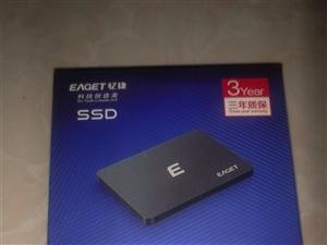全新120g固态硬盘,要的联系