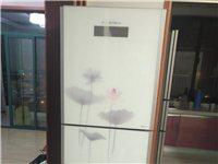 新飛三開門冰箱,249L