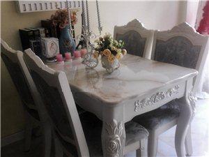 豪华欧式餐桌椅