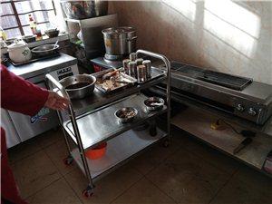 有创业梦想的你快进来看,花费800-1000元即可美梦成真,因有事急需转让烧烤炉盘及货架,有需要者免...