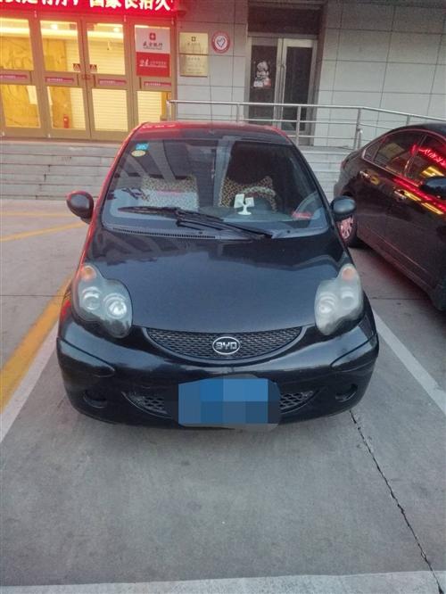 出售12年比亚迪F0个人一手车,无事故,基本原车漆,看车地点:北票辽N……非诚勿扰。