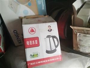 出售电热水壶,六个,全新,低价出售。