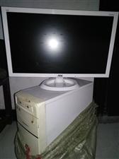 现有一台组装电脑,华硕主板,冠捷显示器,在彬县,可刀