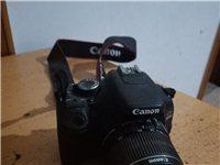 佳能EOS600静音防抖自己配的官方18-55镜头,出去旅游用过一次,一直在家闲置,原电,原充,原数...