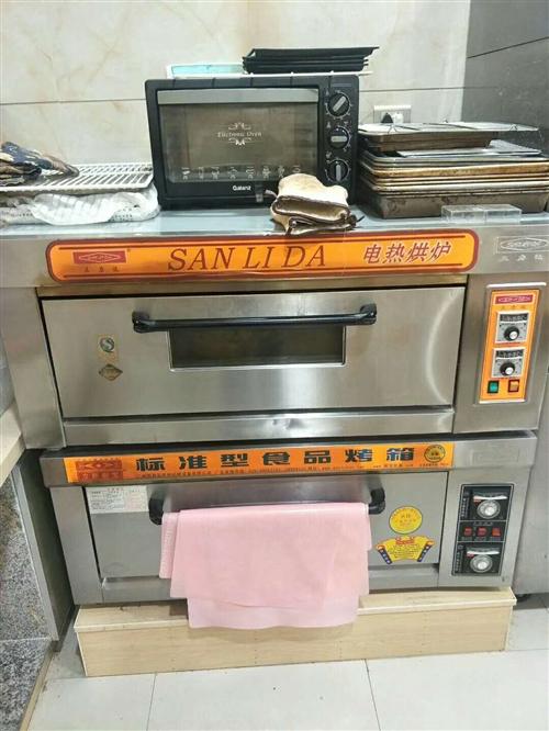 8成新大烤箱,原价1500一台,现低价转让880一台,如两台一起领走,可以更优惠。