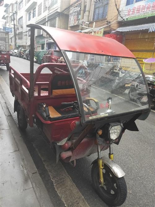 本人有一辆电动三轮车出售,八成新,有需要的朋友请联系,15885623259,非诚勿扰