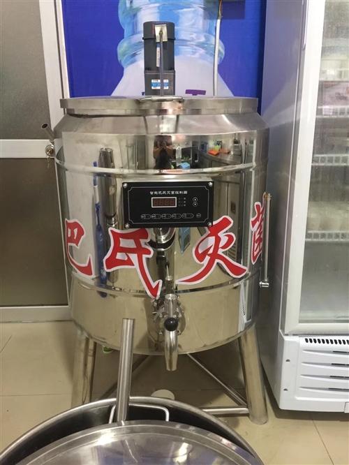 出售制奶設備一套,價格面議