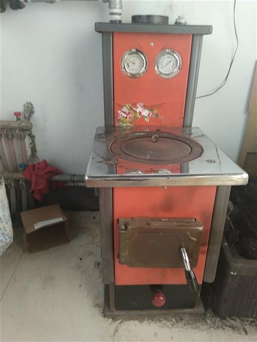 出售9.9成新采暖炉一套,带循环泵,温控,管件,水箱,全套出售,用了半个月左右,炉子型号60,用了其...