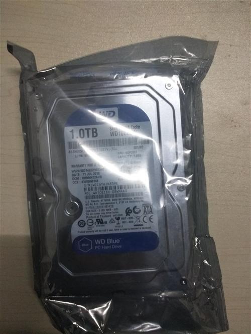 全新1T硬盘