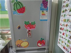 海尔166升冰箱,海尔小神童洗衣机,功能完好,使用年限短,有意者致电,价格面议!1361937117...