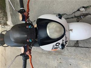 新的小龟电动车1200元,电池换到现在三个多月,可以骑60公里左右,,有需要在联系