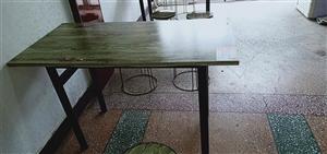 成套桌子椅子五套