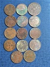本人出售多种明清瓷器,古钱币,铜镜等,有需要请电话联系18239702079同微信,价格可议
