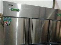 出售一个六开门冰柜,煮面桶,熟食展示柜,还有各种厨房用具,煤气,和盆子桶等等,都是才用了两个月的,九...