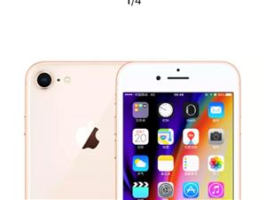 iPhone8因本人多余手机刚用了三个月 64g 价格可以在议