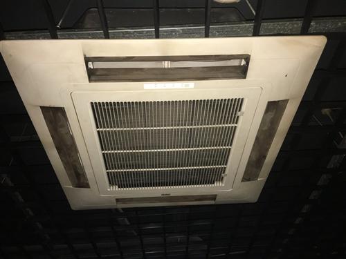 2016年大5匹海尔嵌入式空调,原价9800.现在卖2800