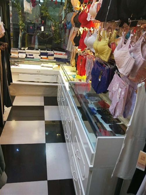 现有可当内衣、饰品、化妆品、皮包柜台,展柜低价处理...