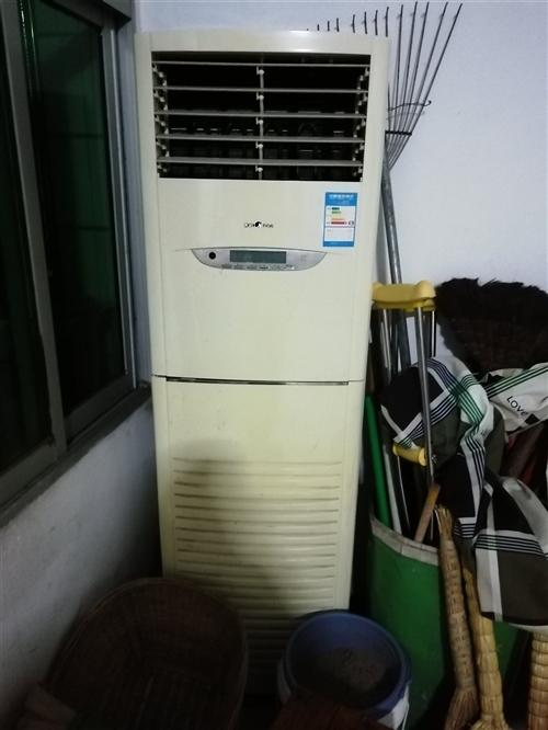 立柜式空调,九成新,2.5P的。没用过几次一直闲置在家里,原价两千多,现在低价出售,19923024...