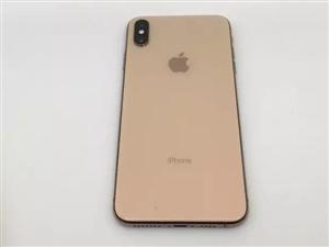 苹果手机max 金色!国行64G,使用一个月内!9.99新