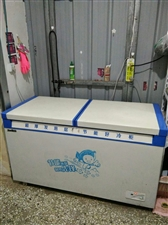 出售一台9层以上新 冰柜 通体单温 联系电话:18265813123 非诚勿扰!