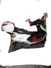 嘉陵踏板摩托车,七成新,证件齐全,保险年审19年10月到期