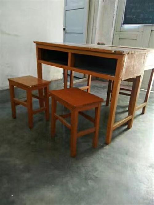辅导班课桌。便宜处理