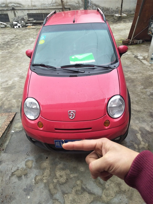 出售13年10份,宝骏乐驰1.2运动版,如果你是初拿驾照,练手佳选,因本人有事,价格10000~15...