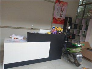 前台桌  书柜