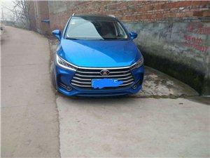 因资金周转现出售17年11月比亚迪宋max,绝对的准新车才9千多公里,无事故无泡水。新车含税13万