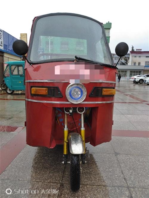 电动三轮车一辆,9成新。有须要的请联系:13966412102(非诚勿扰)