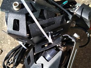 便宜处理摩托车射灯 50元