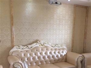九成新欧式沙发一套。变卖!有需要+vx:18672442889