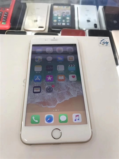 出售 自己用的两个苹果6plus手机 16G和64G 各一个。8成新 东西完好。有联系可以联系139...